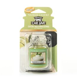 Yankee Candle - Vanilla Lime Car Jar