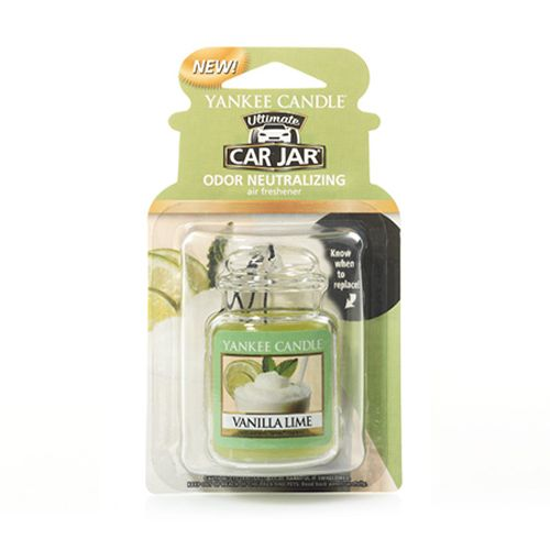 Yankee Candle - Vanilla Lime Car Jar