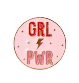 GIRL POWER - GRL PWR PIN