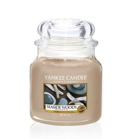 Yankee Candle - Seaside Woods Medium Jar