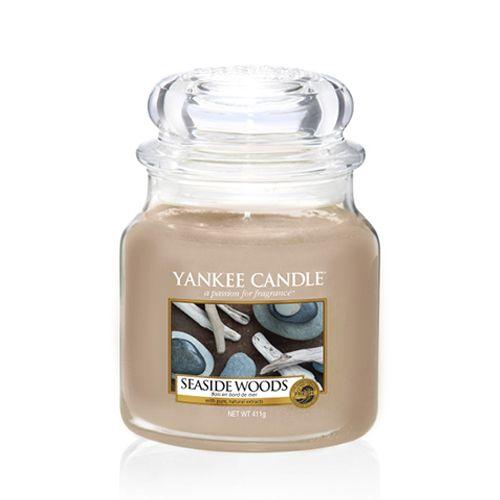 Yankee Candle - Seaside Woods Medium Jar
