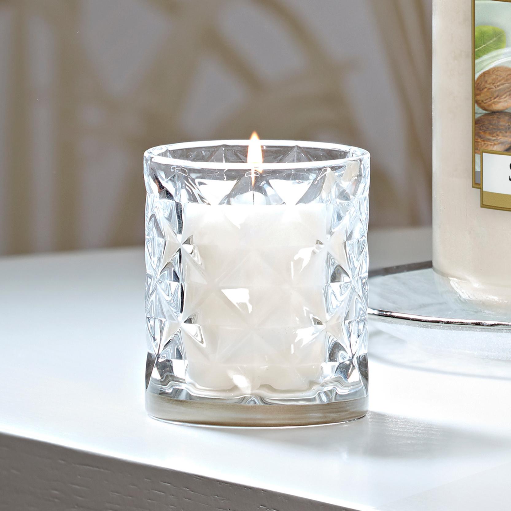 Yankee Candle - Langham Votive Holder Metallic
