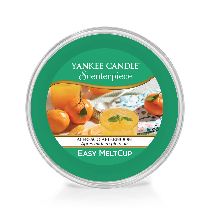Yankee Candle - Alfresco Afternoon Melt Cup