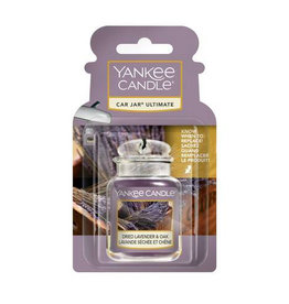 Yankee Candle - Dried Lavender & Oak Car Jar