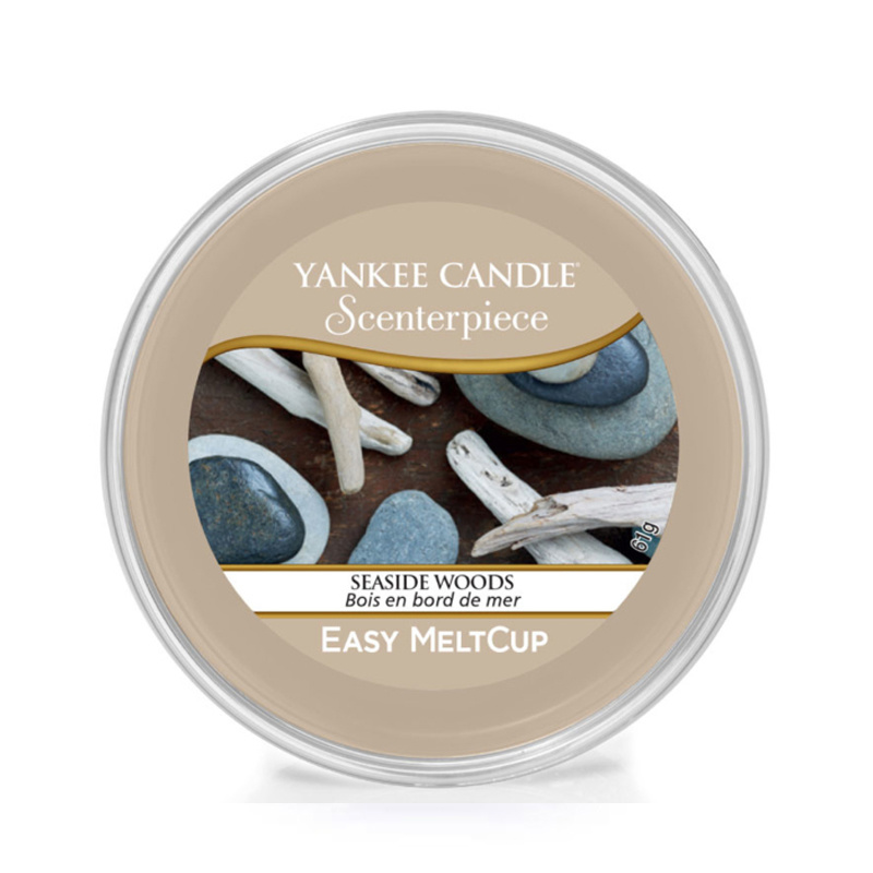 Yankee Candle - Seaside Woods Melt Cup