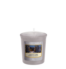 Yankee Candle - Candlelit Cabin Votive