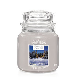 Yankee Candle - Candlelit Cabin Medium Jar