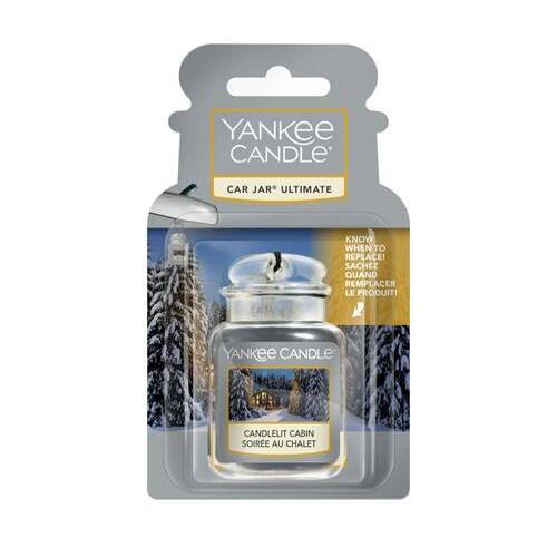 Yankee Candle - Candlelit Cabin Car Jar