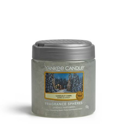 Yankee Candle - Candlelit Cabin Fragrance Sphere