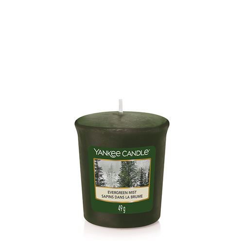 Yankee Candle - Evergreen Mist Votive