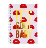 IT'S COOL BABY - NOTEBOOK