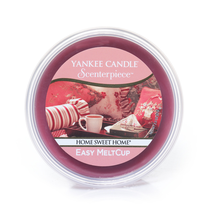 Yankee Candle - Home Sweet Home Melt Cup
