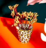 LEOPARD MINI PLANTER