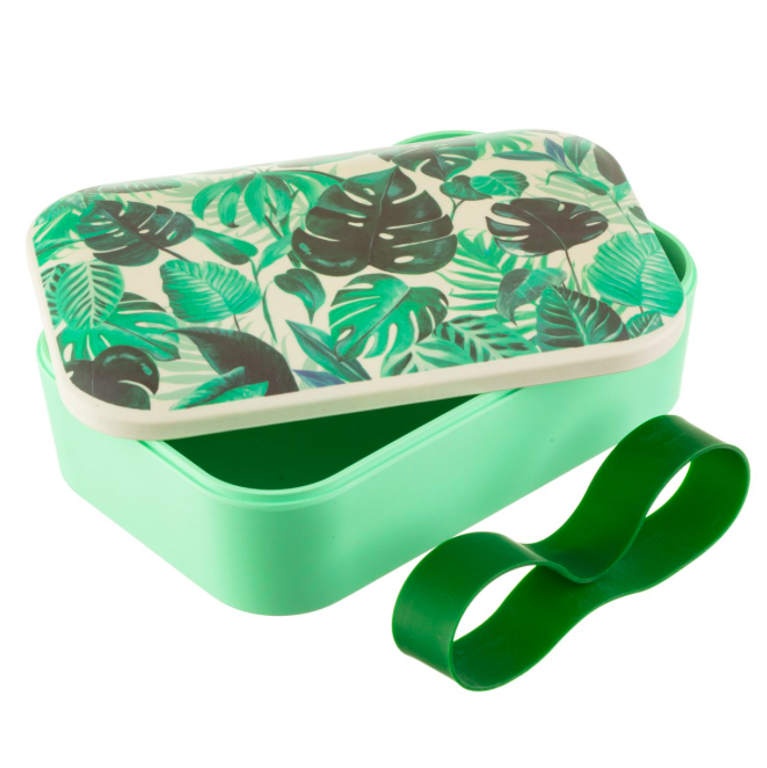 JUNGLE - BAMBOO LUNCH BOX