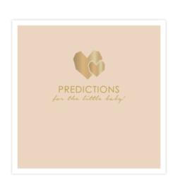 BABY PREDICTION CARDS