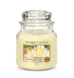 Yankee Candle - Homemade Herb Lemonade Medium Jar