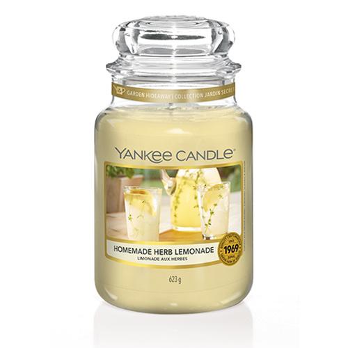 Yankee Candle - Homemade Herb Lemonade Large Jar