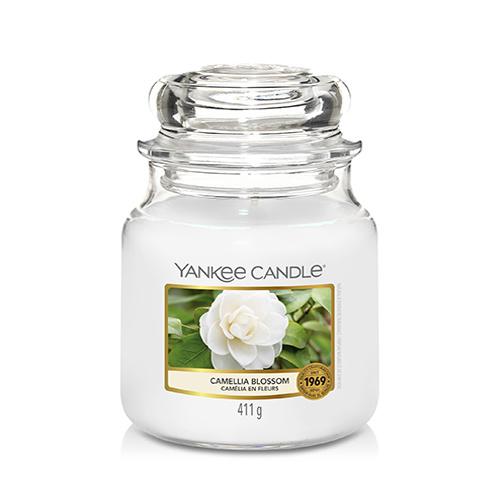 Yankee Candle - Camellia Blossom Medium Jar