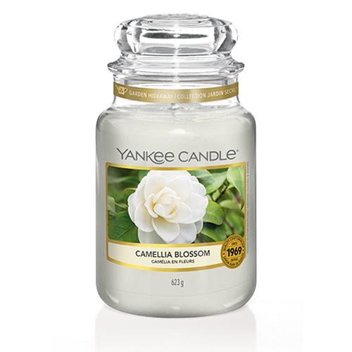 Yankee Candle - Camellia Blossom Large Jar