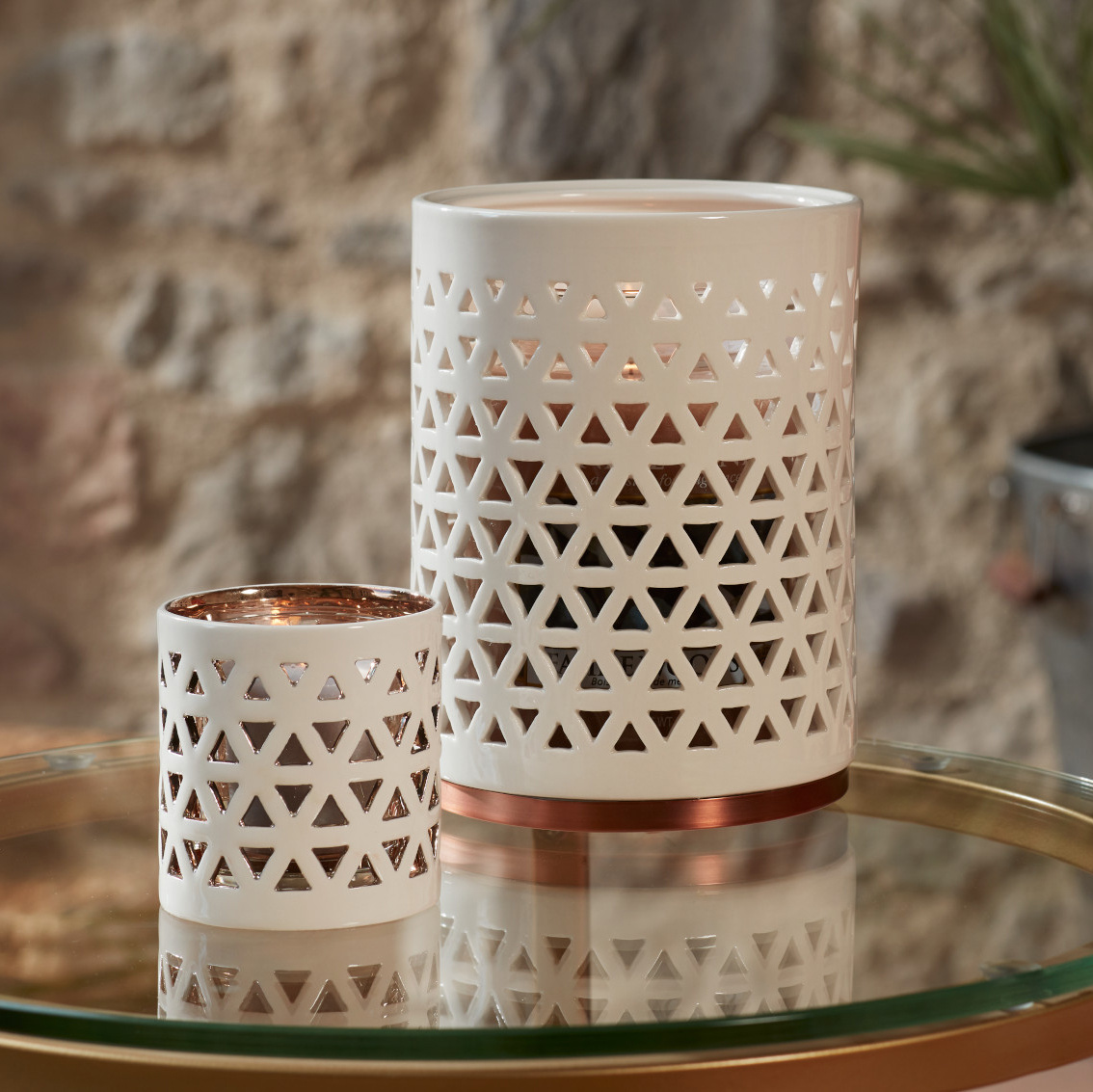 Yankee Candle - Belmont Votive Holder