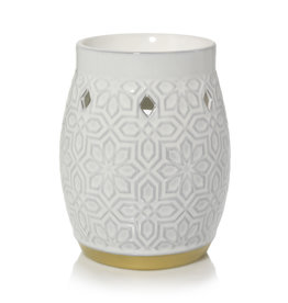 Yankee Candle - Patterned Ceramic Tartburner