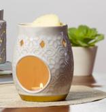 Yankee Candle - Patterned Ceramic Tartburner