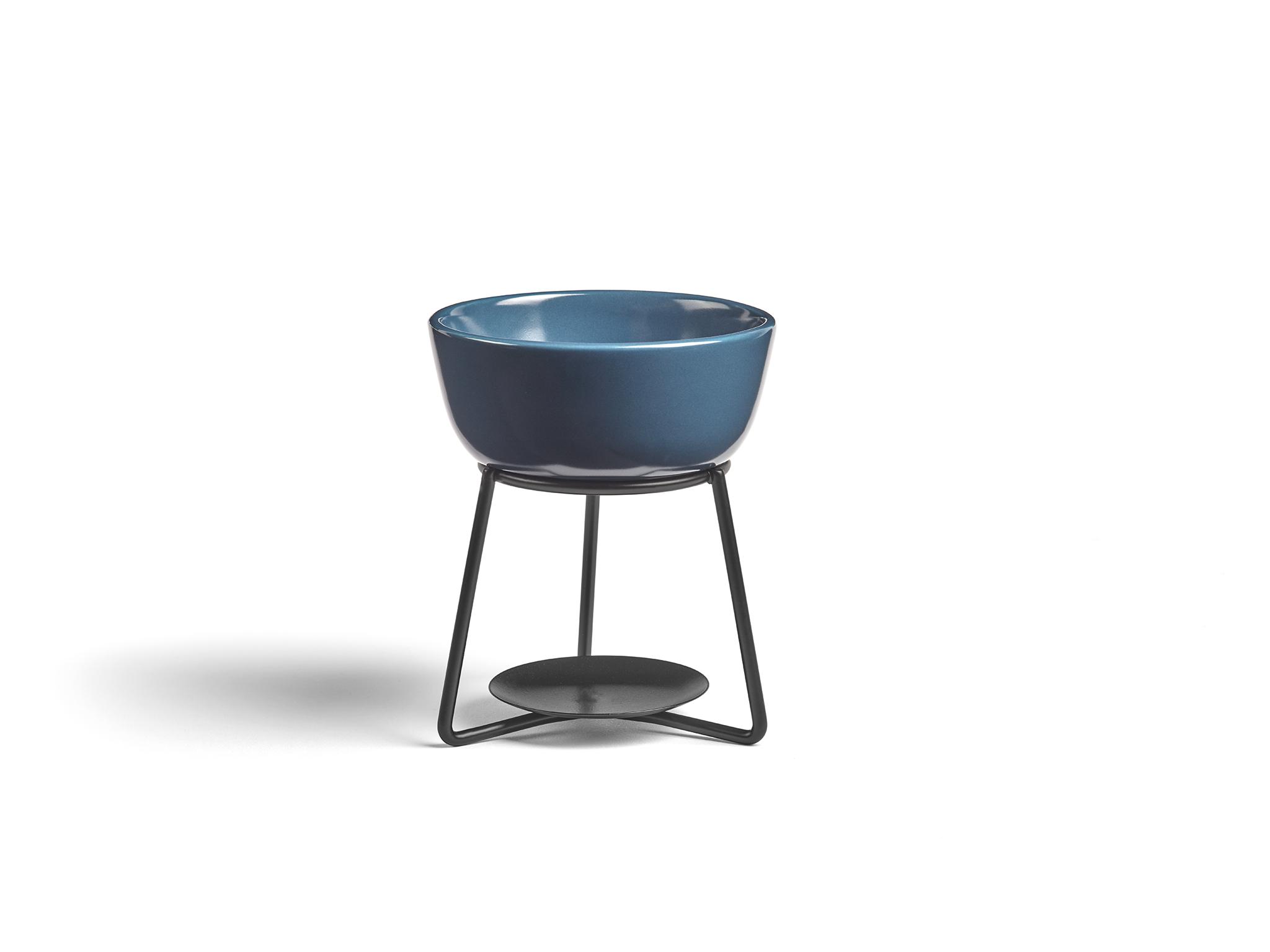 Yankee Candle - Orion Blue Pebble Tartburner