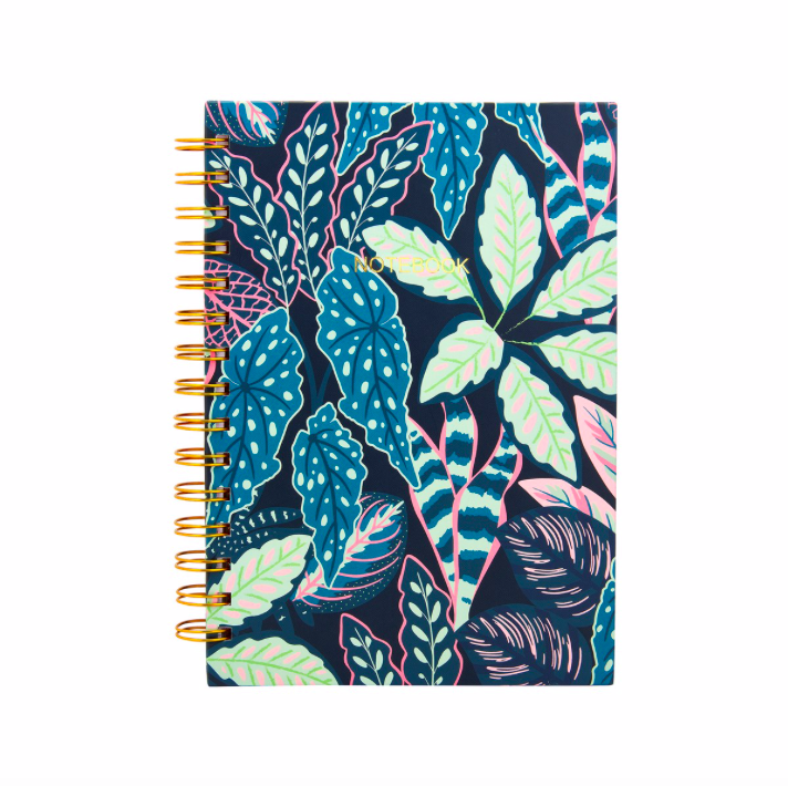 BEAUTIFUL LEAVES - NOTEBOOK (A5)