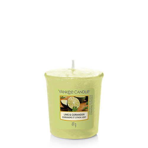 Yankee Candle - Lime & Coriander Votive