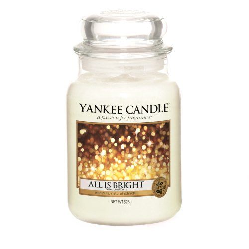 Yankee Candle - All Is Bright Large Jar