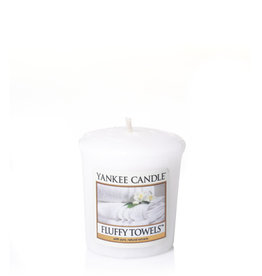 Yankee Candle - Fluffy Towels Votive