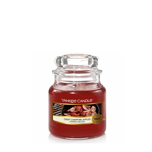Yankee Candle - Crisp Campfire Apples Small Jar
