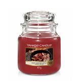 Yankee Candle - Crisp Campfire Apples Medium Jar