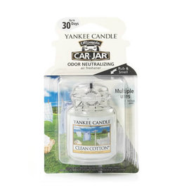 Yankee Candle - Clean Cotton Car Jar