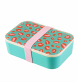 LEOPARD - BAMBOO LUNCH BOX