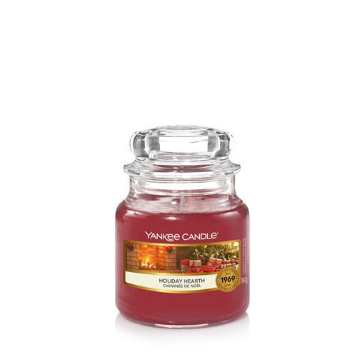 Yankee Candle - Holiday Hearth Small Jar