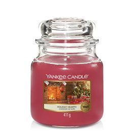 Yankee Candle - Holiday Hearth Medium Jar