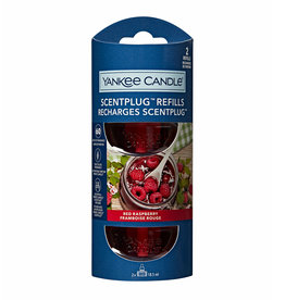 Yankee Candle - Red Raspberry 2-Pack Scentplug Refill