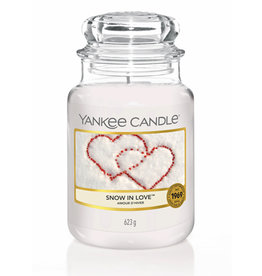 Yankee Candle - Snow In Love Large Jar