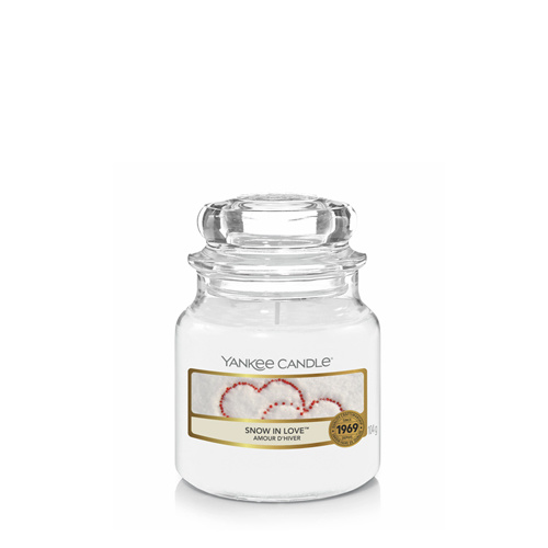 Yankee Candle - Snow In Love Small Jar