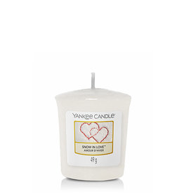 Yankee Candle - Snow In Love Votive