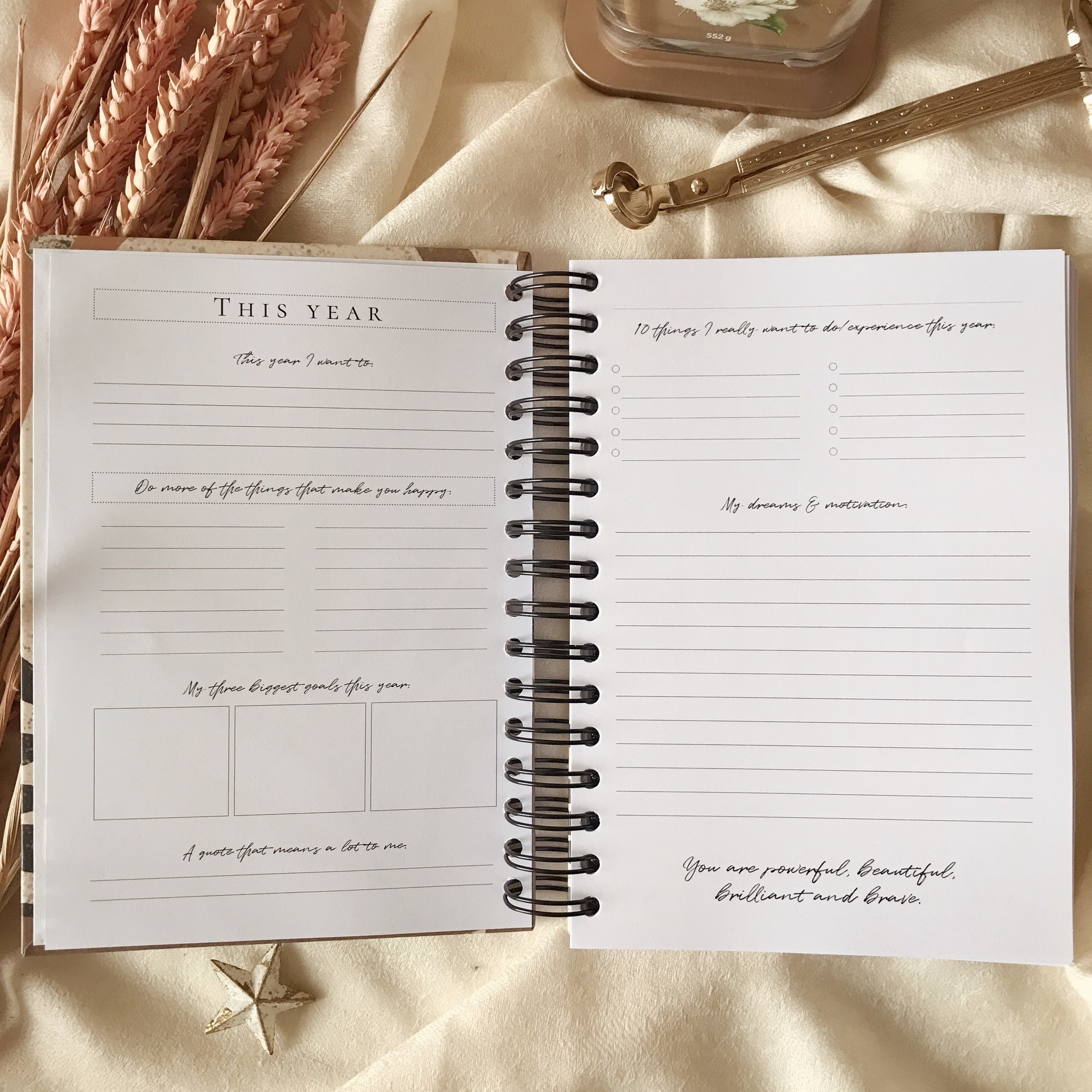 THE PLANNER (A5)
