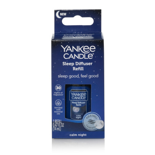 Yankee Candle - Calm Night Sleep Diffuser Refill