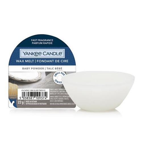 Yankee Candle - Baby Powder Wax Melt