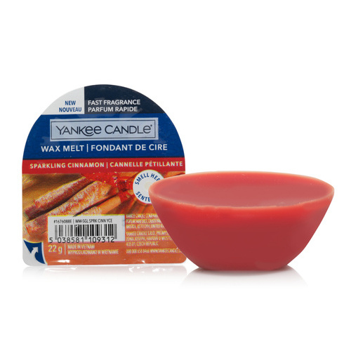Yankee Candle - Sparkling Cinnamon Wax Melt