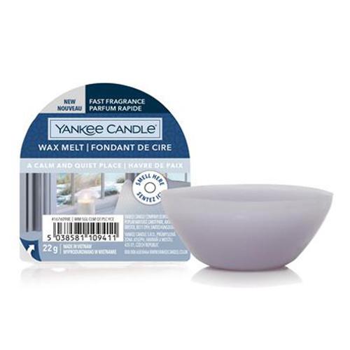 Yankee Candle - A Calm & Quiet Place Wax Melt