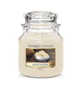 Yankee Candle - Coconut Rice Cream Medium Jar
