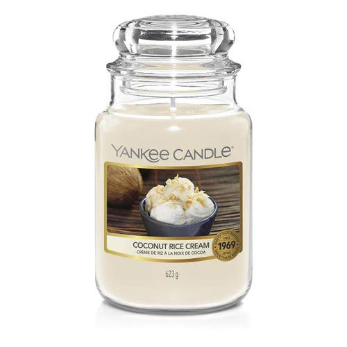 Yankee Candle - Coconut Rice Cream Large Jar