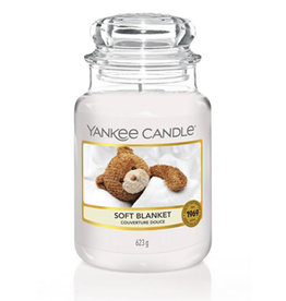 Yankee Candle - Soft Blanket Large Jar