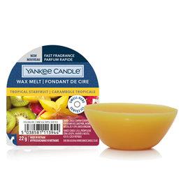 Yankee Candle - Tropical Starfruit Wax Melt